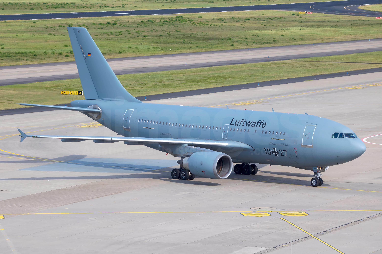 German Air Force Airbus A310-304(MRTT) 10-27